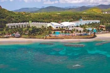 all-inclusive resorts coconut bay st lucia
