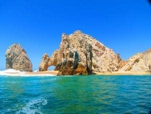 Los Cabos Shore with rocks