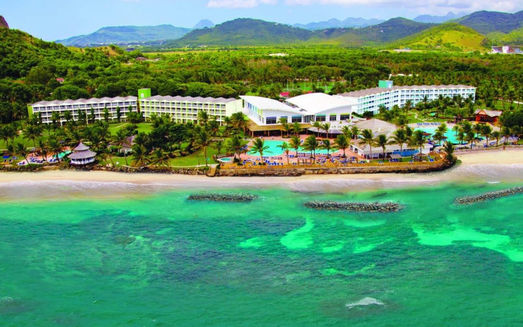The Top 4 Four BEST Family Friendly All-Inclusive Resorts in the Caribbean
