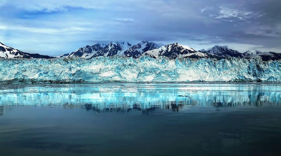 alaskan cruise hubbard glacier