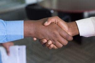 handshake two men