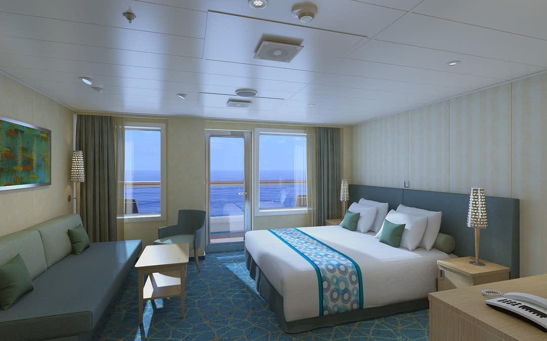 Cruise Ship Staterooms