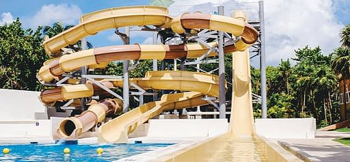 all-inclusive resort vacation family activities